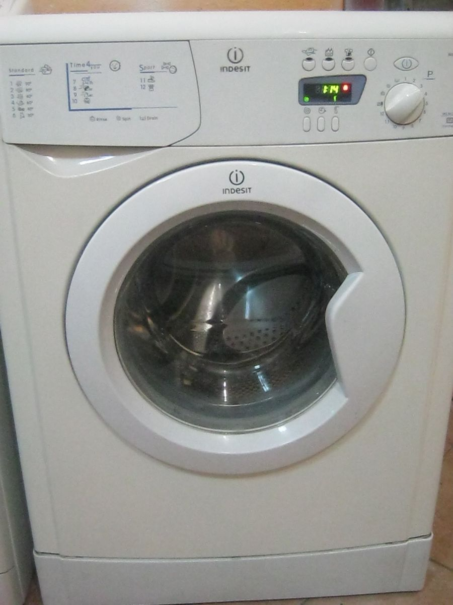 Indesit WISE 107