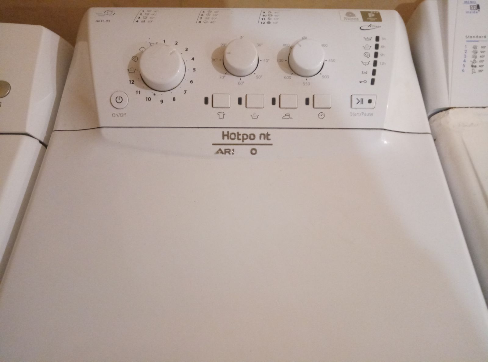 Hotpoint-Ariston ARTL 83