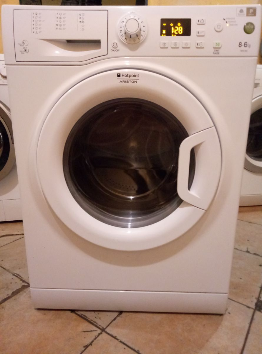 Hotpoint Аriston WDG 862 из Европы